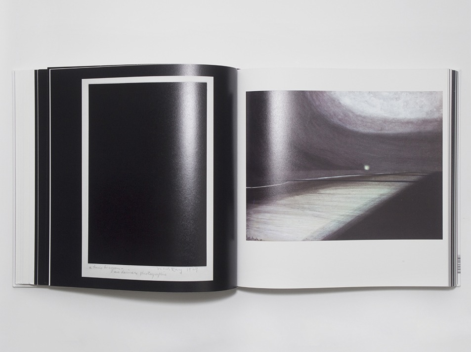 book design for Intuition