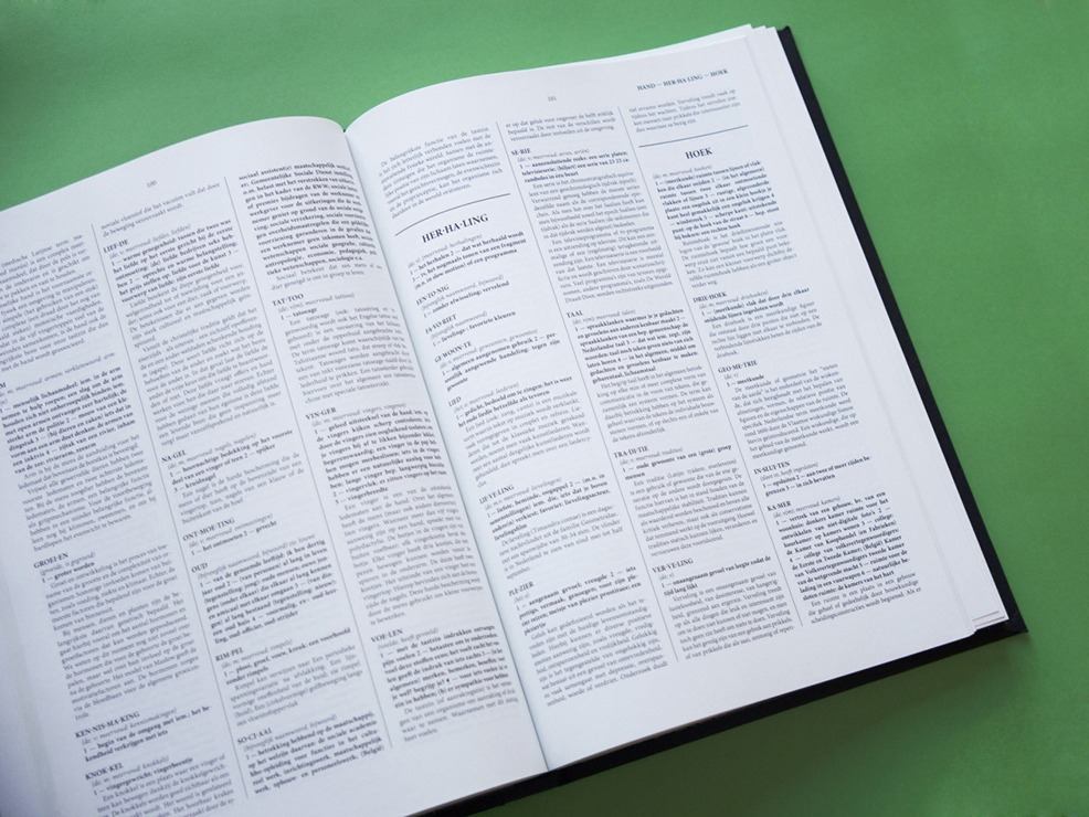 Bookdesign of a fictional encyclopedia for a schoolproject named wunderkammer.